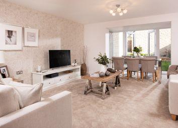 "Thumbnail 4 bedroom end terrace house for sale in ""Millwood"" at Heathfield Lane, Birkenshaw, Bradford"