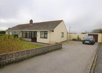 Thumbnail 2 bed detached bungalow for sale in Victoria Road, Threemilestone, Truro, Cornwall