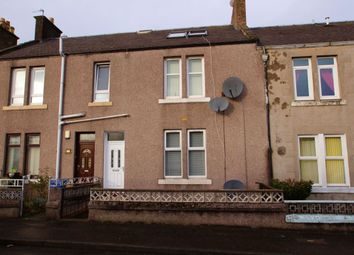 Thumbnail 1 bed flat to rent in Whyterose Terrace, Methil, Leven