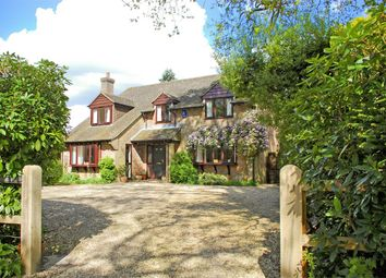 Thumbnail 5 bed detached house for sale in Adlams Lane, Sway, Sway, Lymington