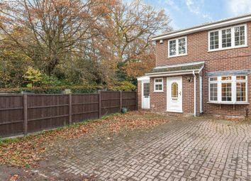Thumbnail 3 bed end terrace house to rent in Wentworth Way, Ascot