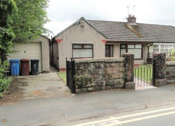 Thumbnail 2 bed semi-detached bungalow to rent in St. Agnes Road, Huyton, Liverpool