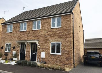 Thumbnail 3 bedroom property to rent in Hudson Grove, Peterborough