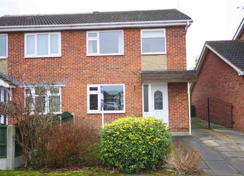 Thumbnail 3 bed semi-detached house for sale in River Close, Retford, Nottinghamshire