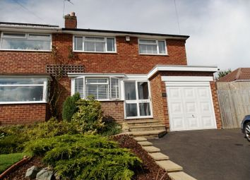 Thumbnail 3 bedroom semi-detached house for sale in Sedge Avenue, Kings Norton, Birmingham