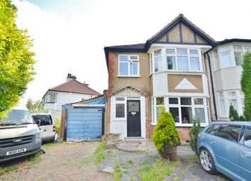 Thumbnail 3 bed semi-detached house for sale in Lakeside Crescent, East Barnet