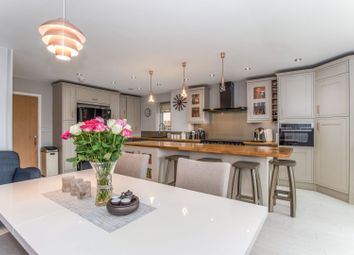 Thumbnail 5 bed link-detached house for sale in The Shoreway, St Mary Island, Chatham