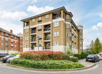 Thumbnail 2 bed flat to rent in Trinity Church Road, Barnes Waterside, London