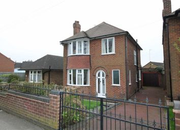 Thumbnail 3 bedroom detached house for sale in Coppice Road, Arnold, Nottingham