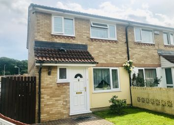 Thumbnail 3 bed semi-detached house for sale in Laureate Close, Llanrumney, Cardiff
