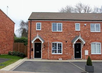 Thumbnail 3 bed end terrace house for sale in Turnpike, Moulton, Northampton