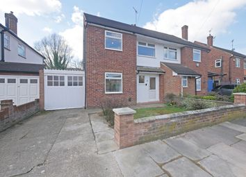 Thumbnail 3 bed semi-detached house to rent in Ferndale Crescent, Cowley, Uxbridge