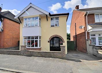 Thumbnail 3 bed detached house for sale in Woolhope Road, Worcester