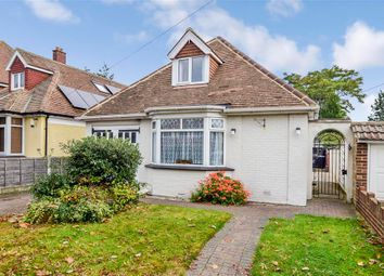 Thumbnail 4 bed bungalow for sale in Ramsgate Road, Broadstairs, Kent