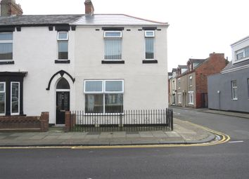 Thumbnail 3 bed flat for sale in Lister Street, Hartlepool