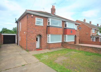 Thumbnail 3 bedroom semi-detached house to rent in Church Lane, Cantley, Doncaster