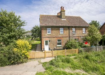 Thumbnail 2 bed semi-detached house to rent in Park Farm Cottages, Chalky Lane, Chessington