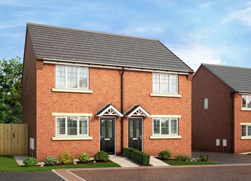 "Thumbnail 3 bed property for sale in ""The Cedar At Westbeck"" at Stooperdale Avenue, Darlington"
