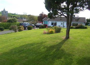 Thumbnail 2 bed bungalow to rent in Llanfihangel-Y-Creuddyn, Aberystwyth