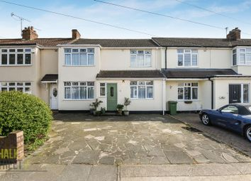 Thumbnail 3 bed terraced house for sale in Linley Crescent, Romford