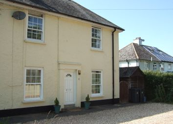 Thumbnail 3 bedroom semi-detached house to rent in Axminster Road, Musbury, Devon