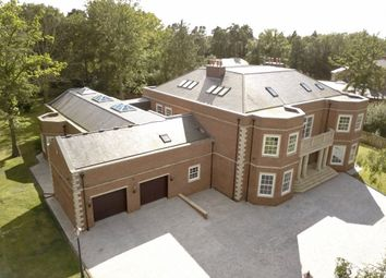 Thumbnail 6 bedroom detached house for sale in Tranwell Woods, Morpeth, Northumberland