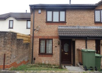 Thumbnail 2 bedroom end terrace house to rent in Aspen Gardens, Plympton, Plymouth