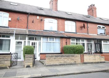 Thumbnail 3 bed terraced house for sale in Cross Flatts Row, Beeston, Leeds