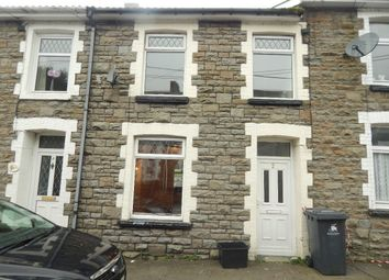 Thumbnail 3 bed terraced house to rent in 2 Part Street, Blaina