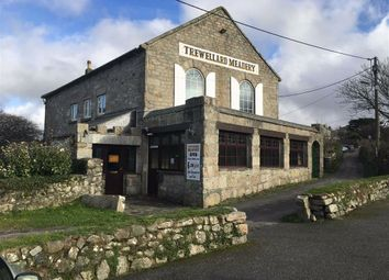Thumbnail Restaurant/cafe for sale in Trewellard Meadery, Penzance, Cornwall
