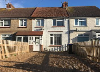 Thumbnail 4 bedroom terraced house for sale in Dominion Road, Broadwater, Worthing