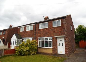Thumbnail 3 bed semi-detached house for sale in Ampleforth Drive, Lostock Hall, Preston