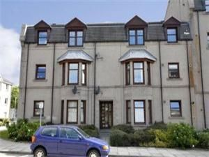 Thumbnail 2 bedroom flat to rent in Farmers Hall, Aberdeen