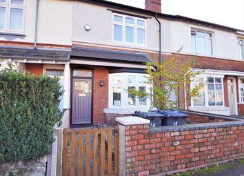 4 bed terraced house for sale in Taylor Road, Kings Heath, Birmingham B13