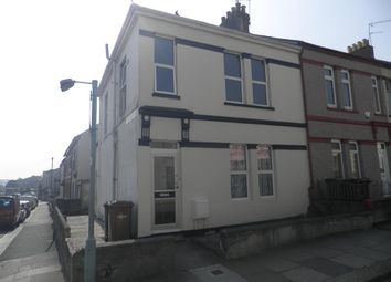 Thumbnail 2 bed property to rent in Trelawney Avenue, Plymouth