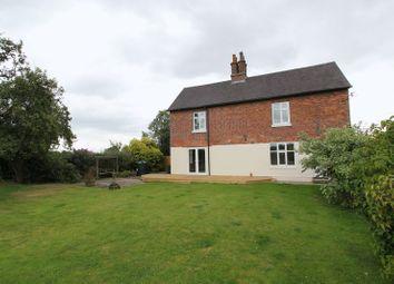 Thumbnail 3 bed semi-detached house to rent in Dorrington Lane, Woore, Crewe