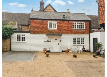 Thumbnail 2 bed cottage for sale in High Street, Edenbridge