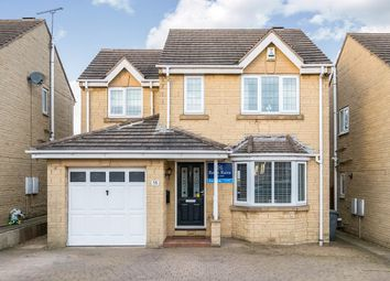 Thumbnail 4 bed detached house for sale in Stoneleigh Close, Dinnington, Sheffield