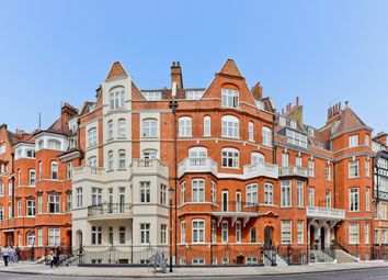 Thumbnail 3 bed flat to rent in Hans Crescent, London