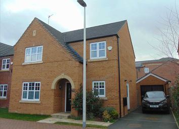 Thumbnail 4 bed detached house for sale in Tempsford Close, Runcorn