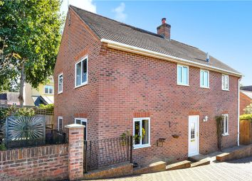 Thumbnail 3 bed detached house for sale in Riverside Road, Blandford Forum, Dorset