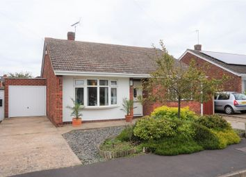 Thumbnail 3 bed detached bungalow for sale in St. Crispins Close, North Hykeham