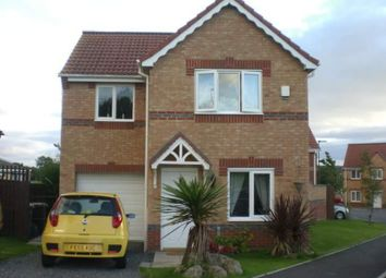 Thumbnail 3 bed detached house for sale in Merlin Court, Newton Aycliffe