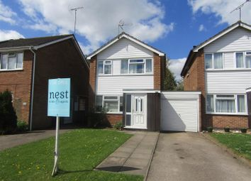 Thumbnail 3 bed property for sale in Mount Road, Cosby, Leicester
