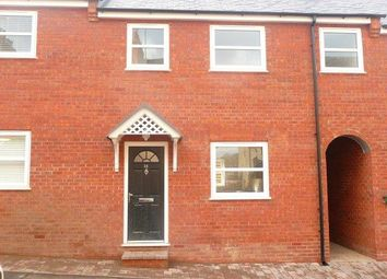 Thumbnail 3 bed terraced house to rent in Hill Street, Raunds