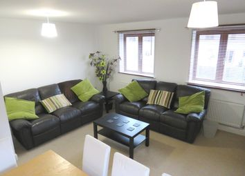 Thumbnail 2 bedroom maisonette to rent in Laxfield Drive, Broughton, Milton Keynes