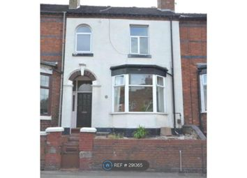 Thumbnail 3 bed terraced house to rent in Silverdale Road, Wolstanton