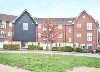 Thumbnail 2 bed flat for sale in Fulmar Crescent, Jennett's Park, Bracknell, Berkshire