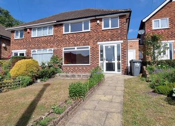 Thumbnail 3 bed semi-detached house to rent in Ferndale Avenue, Great Barr, Birmingham