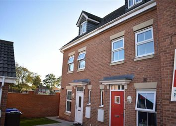 Thumbnail 3 bed end terrace house for sale in St. Georges Croft, Bridlington